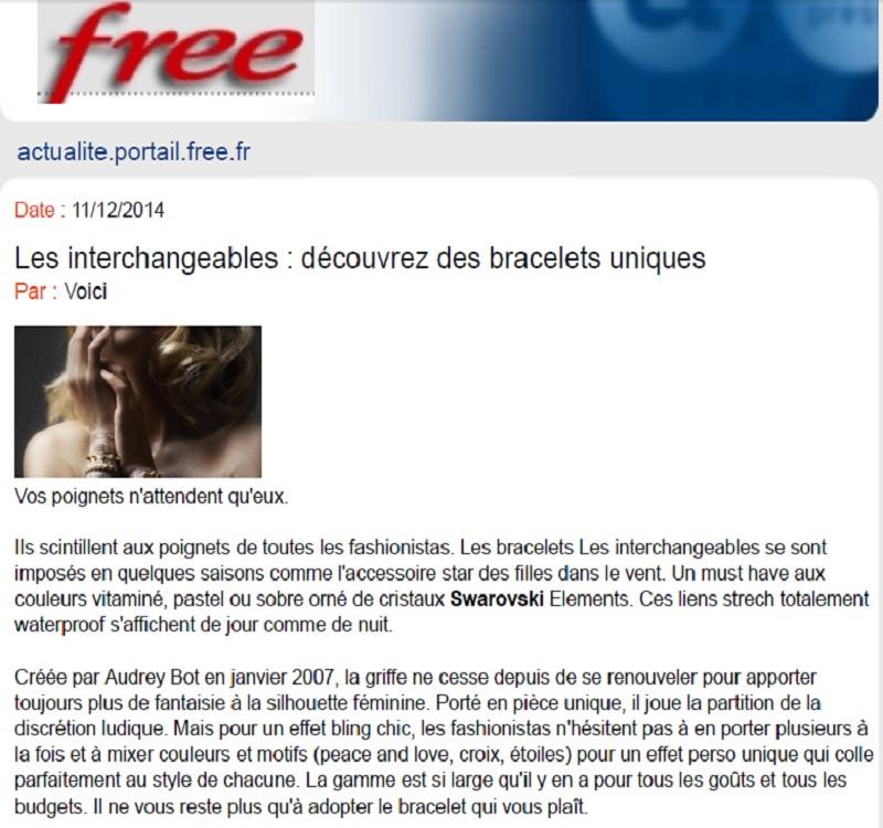Free Décembre 2014