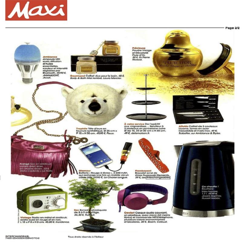 Maxi Décembre 2014