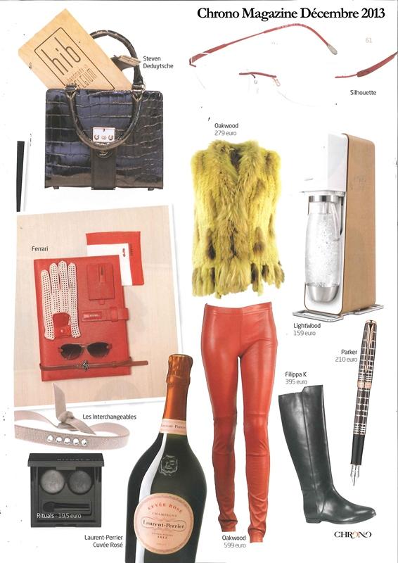 Chrono Magazine Décembre 2013